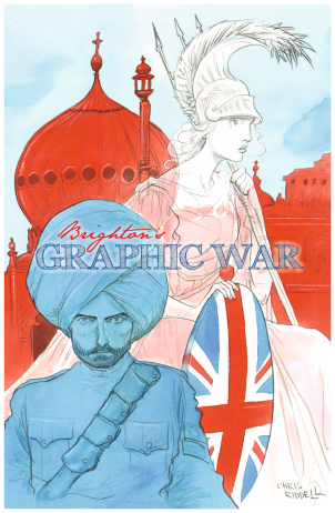 Image result for brightons graphic war queenspark books